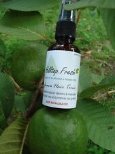 Guava Leaves Hair Tonic - Stops hair loss & regrows hair- 1 oz -No Side Effects