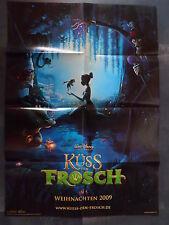 KÜSS DEN FROSCH - Filmplakat A1 - Walt Disney