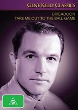 Gene Kelly Classics - Brigadoon  / Take Me Out To The Ball Game (DVD, 2008, 2-Di