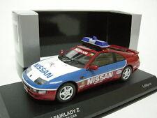 Kyosho Nissan Fairlady Z 300ZX Z32 Fuji Speedway Pace Car Safety Car 1:43