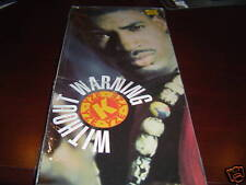 K-YZE WITHOUT WARNING CD LONGBOX SEALED 1992