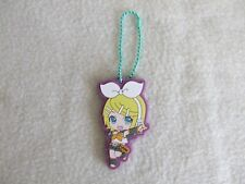 More details for uk seller vocaloid kagamine rin magical mirai 2018 keychain rubber charm ex cond