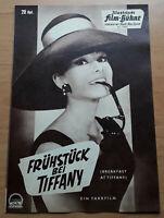 """IFB-Filmprogramm: AUDREY HEPBURN in """"Frühstück bei Tiffany"""" - George Peppard #27"""
