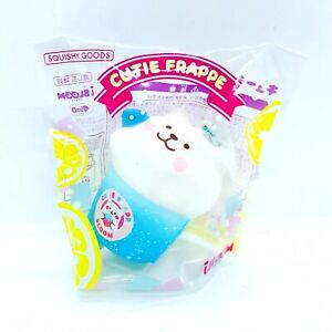 iBloom Squishy Marmo Cutie Frappe Smoothie Squeeze NEW