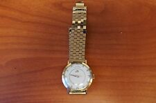 Vintage Longines Mystery Dial 14k Yellow Gold 17 Jewels Manual Wind Wrist Watch