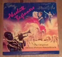 Various – Absolute Beginners OST Soundrack 2× Vinyl LP Album Gate 33rpm 1986