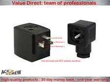 1/4 inch NORMALLY OPEN 24V AC VAC Brass Solenoid Valve NPT ONE-YEAR WARRANTY