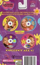 LIZZIE McGUIRE - Lizzie Strikes Out - DVD Single - N&S - Never played - R 4 PAL