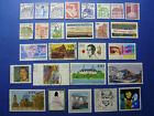 LOT 651 TIMBRES STAMP DIVERS ALLEMAGNE FEDERALE ANNEE 1977/01