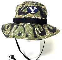 0302f21f2 Nike Connecticut UConn Huskies Rip Stop Tigerstripe Camo Boonie Hat ...