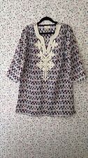 Womens Summer Tunic  for Beach, Travel and Holiday By TKmaxx Size S ( 8-10 UK ).