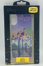 New Disney Otterbox Disneyland Resort Sleeping Beauty Castle iPhone X / XS Case