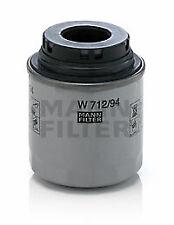 AUDI Oil Filter Mann 03C115561D 03C115561H Genuine Top Quality Guaranteed New