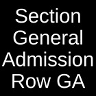 3 Tickets Reckless Kelly 4/22/22 Launchpad Albuquerque, NM