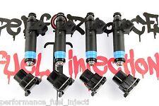 4 - 850cc DEKA Fuel injectors 1ZZ 2ZZ Toyota Celica Corolla Mr2 SCION TC Xa Xb