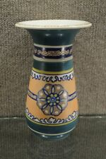 "Antique pre-1930s Kenilworth Studios Vase 10"" High Nippon Very Rare"