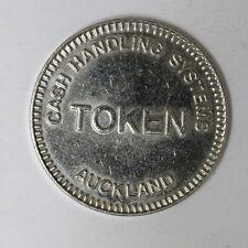 New Zealand Auckland Cash Handling System CHS Token  (Sav1/C2)