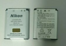 Genuine Original NIKON EN-EL19 Battery,CoolPix S4200 S4300 S3400 S5200 S3700 S32