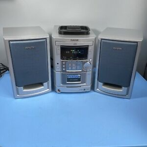 Aiwa Compact CD Radio Stereo System (Tape Deck Non Working)