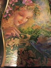 Puzzle Josephine Wall's Glitter & Gold Honeysuckle 750 pc puzzle