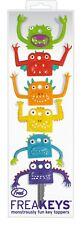 Monster Schlüsselkappen Freakeys Schlüsselhülle Key Covers Freaks Schlüssel