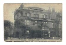 Old Postcard WARRINGTON HOTEL posted 1913 Maida Vale, Warrington Crescent London