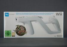 Zelda Link's Crossbow Training + Zapper (Wii) - Brand New Sealed / Neuf Scellé
