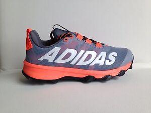 New Adidas Vigor 6 TR K YOUTH Running Sneakers D69809 Onix White Black Gray