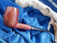 NEVER SMOKED Antique Mastercraft Meerschaum lined France pipe Algerian Briar