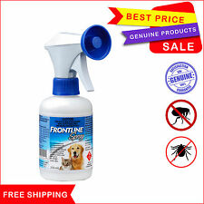 Frontline Spray for Cats & Dogs 250 mL by Merial Flea & Tick control treatment