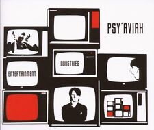 PSY 'aviah Entertainment Industries CD 2008