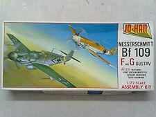 Jo-han a-101:100 Messerschmitt Bf 109 f or g Gustav 1:72 nuevo, no embolsado