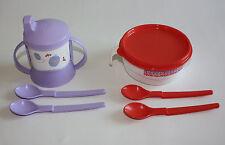 Tupperware Disney Winnie the Pooh Feeding Set  New