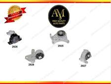 Engine Motor & Trans Mount 4 Pcs Set for Chrysler Town&Country & Dodge Caravan
