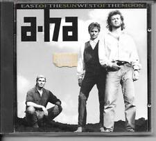 CD ALBUM 11 TITRES--AHA / A-HA--EAST OF THE SUN WEST OF THE MOON--1990