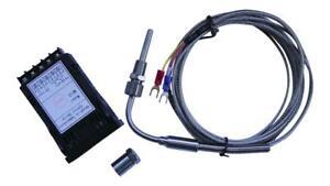 Exhaust Gas Temperature EGT Kit XMT7100 Gauge K-Type Sensor Weld bund 3M ºF/ºC