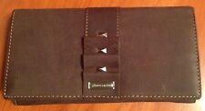 Pierre Cardin Nubuck  Brown Wallet
