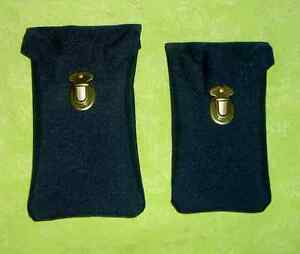 Cell phone RFID signal blocking case Blockit Pocket Navy Blue 5.5 x 3.5 USA