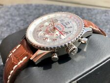 Breitling Montbrillant 01 Referenz AB0130 - Manufaktur Uhrwerk - Zustand AAA