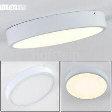 LED Wohn Schlaf Zimmer Beleuchtung weiß Flur Dielen Leuchten Decken Lampen rund