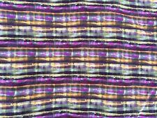 Liberty Silk Crepe 100%, 'Solsetur' (1.55m X 1.45m piece) dress fabric