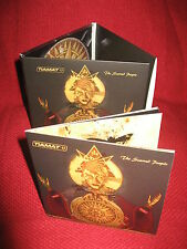 """TIAMAT """"The Scarred People"""" 2012 SEALED 6-PANEL DIGIPAK CD WITH 16-PAGE BOOKLET"""