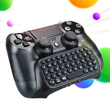 PS4 Mini Bluetooth Wireless Keyboard Keypad For PlayStation 4 Controller ND