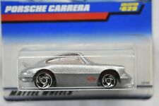 Hot Wheel 1:64 #829 PORSCHE CARRERA Gray