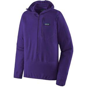 Men's Patagonia R1 Pullover Hoody - Purple