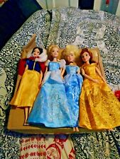 Disney Store princess barbie  Doll bundle