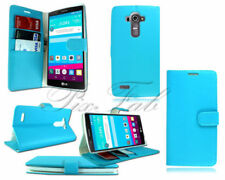 Cover e custodie Blu LG in pelle per cellulari e palmari