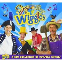 THE WIGGLES Sing A Song Of Wiggles CD BRAND NEW ABC For Kids