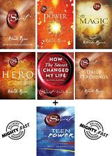 The SECRET / The POWER / The MAGIC / HERO by Rhonda Byrne (7 єBooks Set) ⚡ᑭ.ᗪ.ᖴ⚡