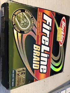 Berkley Fireline Braid- Carp/lure/ Pike Fishing